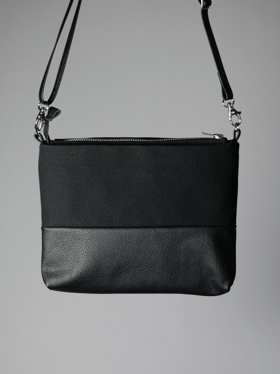 Musta Laukku Niiteillä : Iso k?tk? laukku musta riiminka
