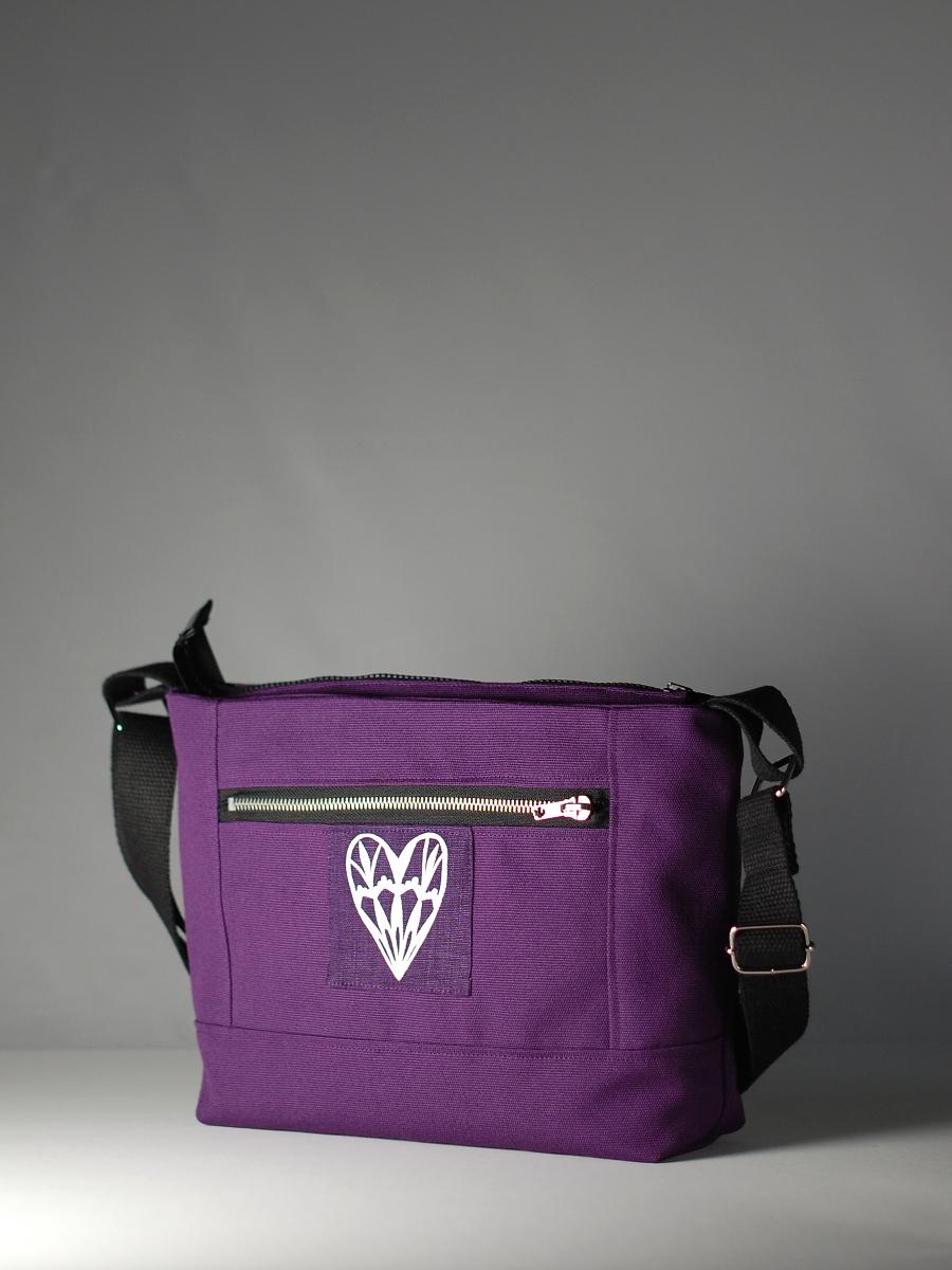 Pieni Adidas Laukku : Pieni mainio laukku violetti riiminka